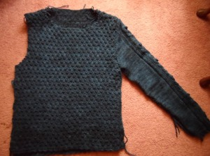 Pullover assembly