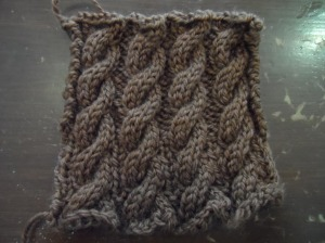 Tension Square/Gauge Swatch