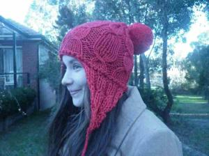 Hayley Ear Flap Hat