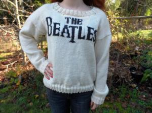 Beatles Pullover